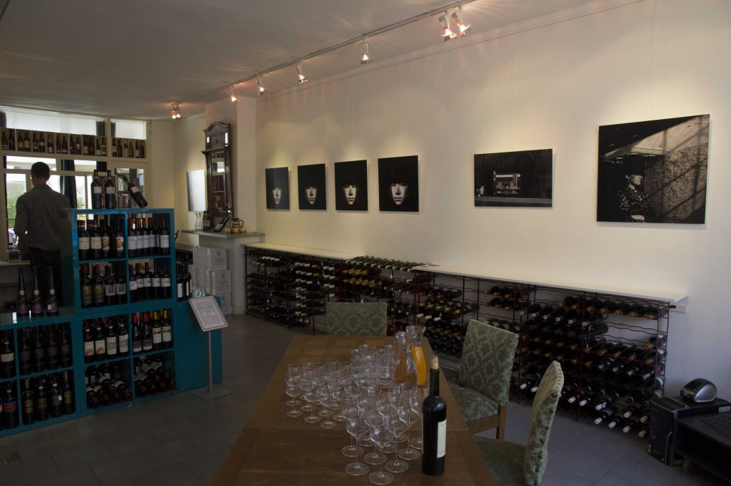 Expositie Wijn & Kunst Atelier