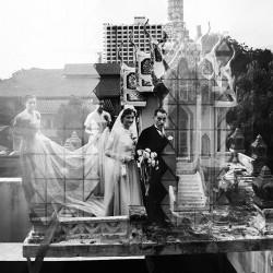 Bruid in Chiang Mai